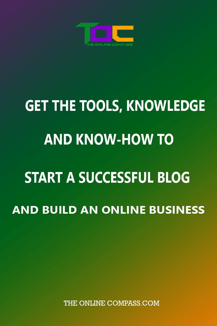 Get the tools, knowledge and know-how to start a successful blog and build an online business