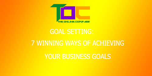 Best ways of achieving your goals