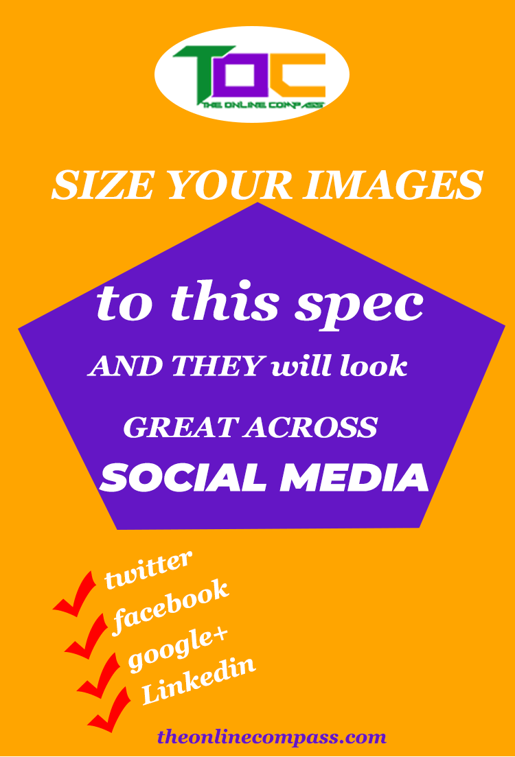 One image size that fits across all social image sizes